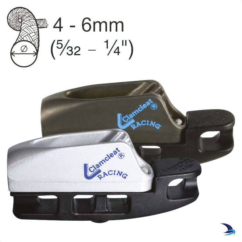 Clamcleat® - Aero Cleat with CL211 Mk2